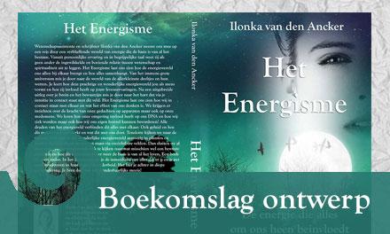 Boek en cover ontwerp Het Energisme