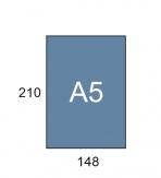 A5 boekformaat