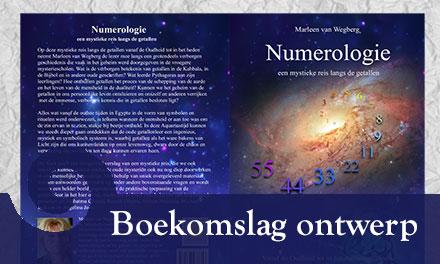 Boekomslag ontwerp Numerologie